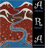 Alpine River Adventures logo